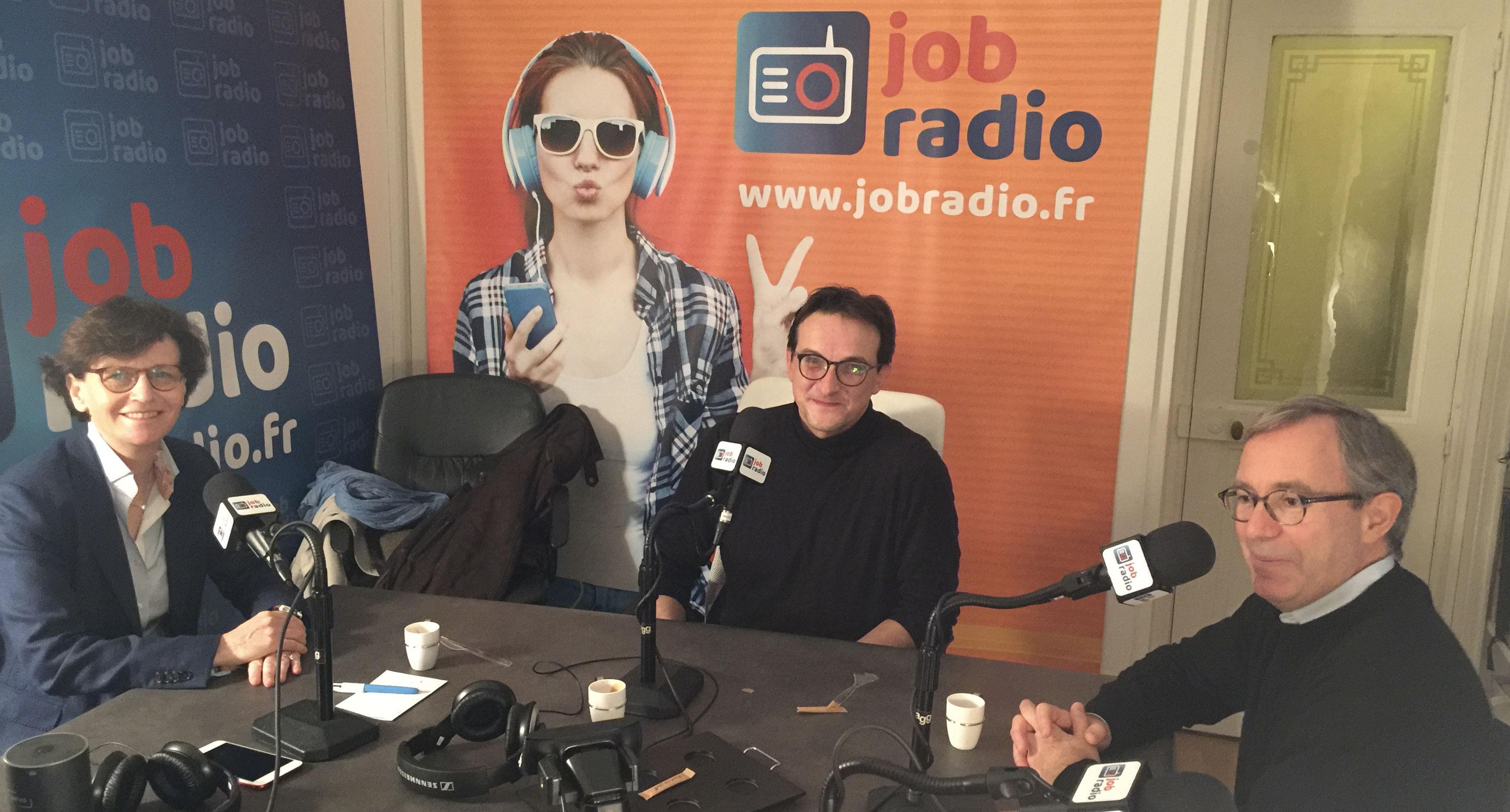 Reactiv'Company : la recherche de cibles sur Job Radio, la webapp de l'emploi et de l'évolution professionnelle
