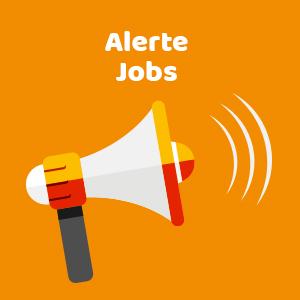 Alerte Jobs sur Job Radio, la webapp de l'emploi et de l'évolution professionnelle