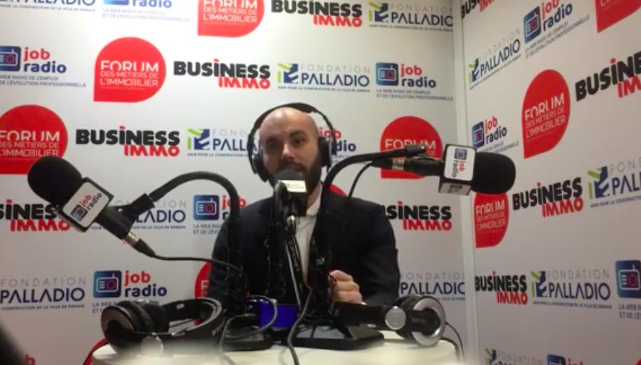 Construisez votre vie avec Pichet sur Job Radio, la webradio de l'emploi et de l'évolution professionnelle